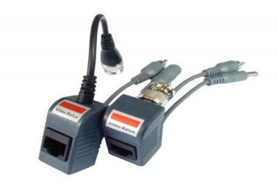 Balun with Video, Power and Audio
