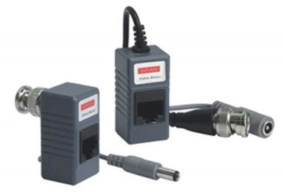 Balun with Video and Power