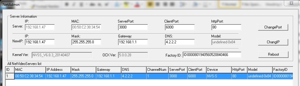 onvif test tools download