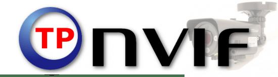 ONVIF TP IP Camera