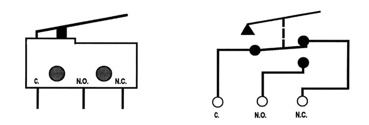 showing post media for micro switch schematic symbol micro switch schematic symbol jpg 720x244 jpg 720x244 micro switch schematic symbol