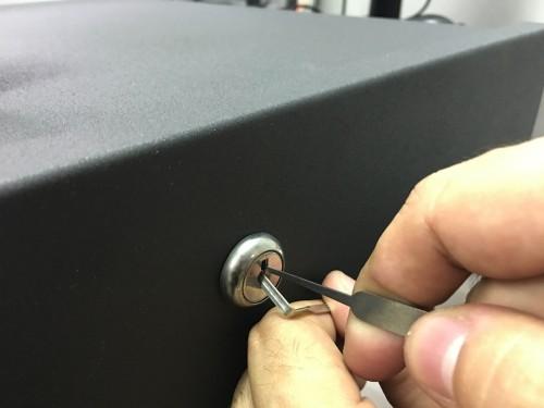 lockbox lockpicking