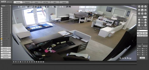 IP Onvif Camera image