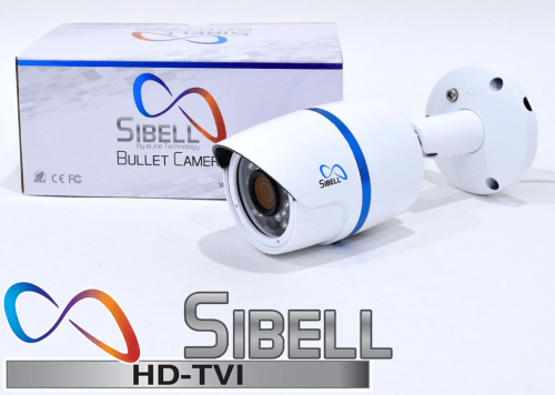 HD-TVI Security Camera