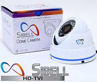 Sibell HD-TVI Security Camera System