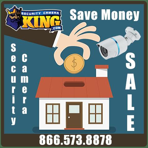 Security Camera Sale