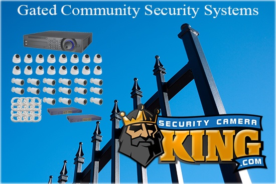 Gated Community Security Systems