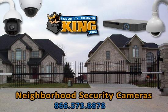 Neighborhood Security Cameras