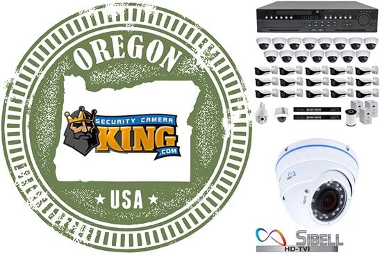 Security Cameras Portland Oregon