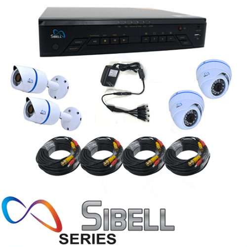 Motion Activated Security Camera