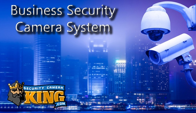 Best Small Business Security Camera System