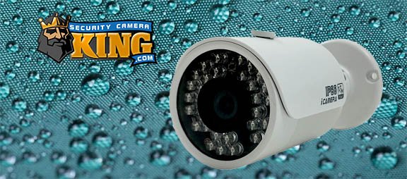 Weatherproof Security Cameras