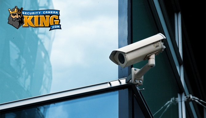 Commercial Security Cameras