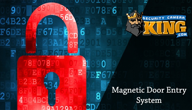 Magnetic Door Entry System
