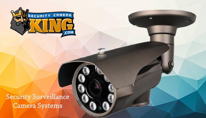 Security Surveillance Camera Systems