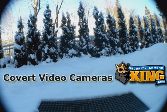Covert Video Cameras