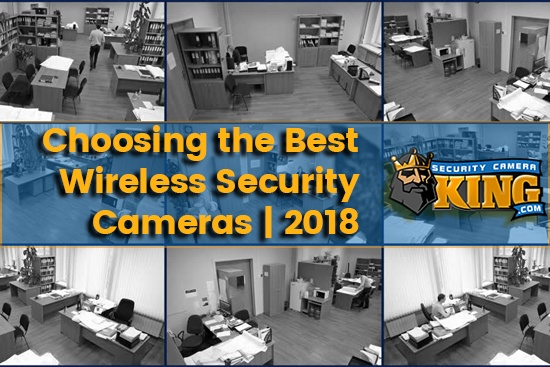 Best Wireless Security Cameras 2018