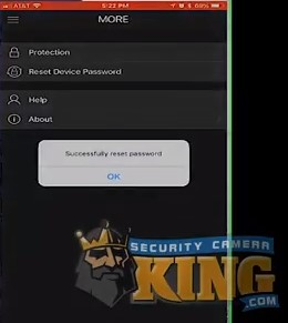 Elite Recorder Password