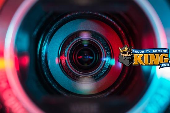 IR IP Surveillance Cameras