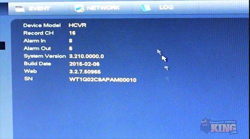 Enable IP Cameras