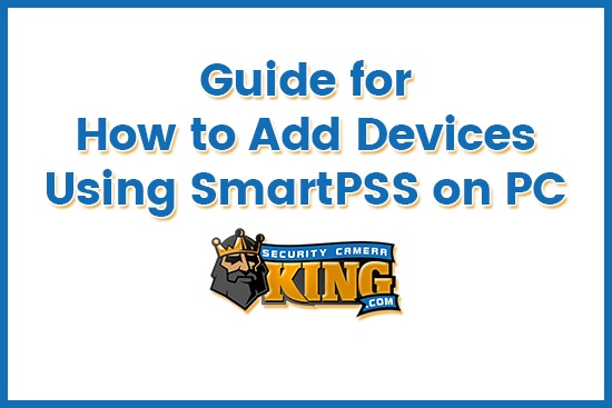 Devices Using Smart PSS