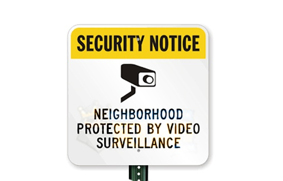 Neighborhood Surveillance