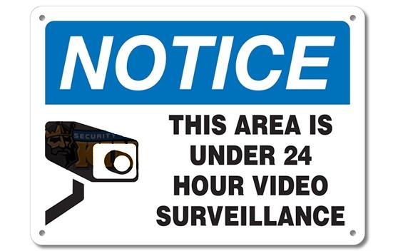 Neighborhood Video Surveillance
