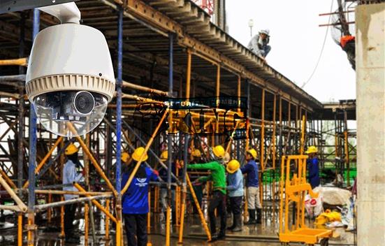 Industrial Security Cameras
