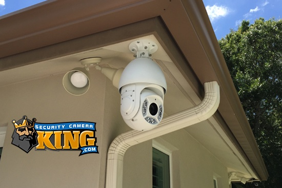 Property Security Cameras