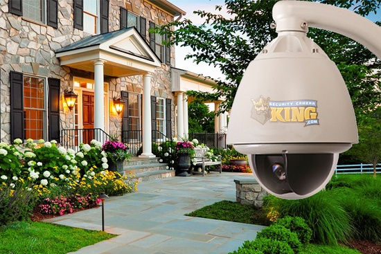 Home CCTV Camera