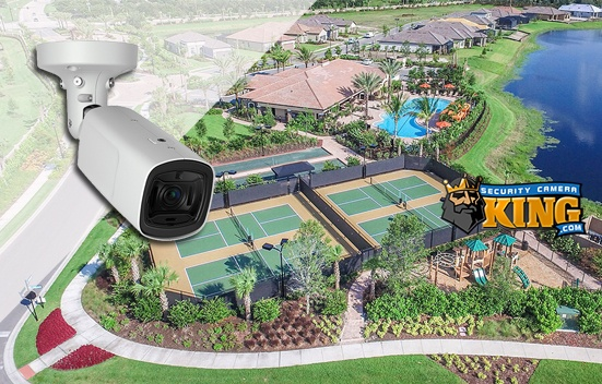 HOA Video Surveillance Systems