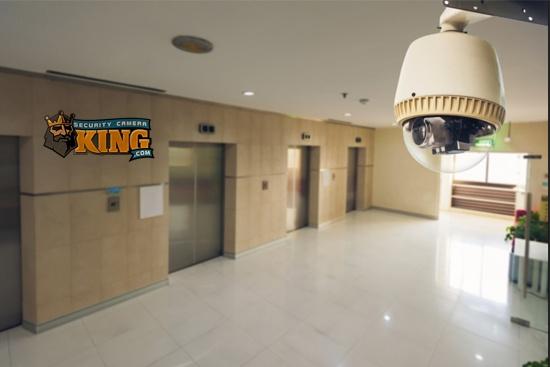 Hotel Surveillance Cameras