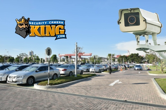 Parking Lot Surveillance Cameras