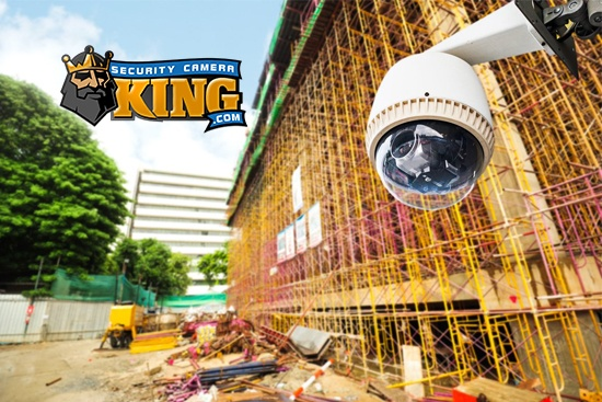 Security Cameras For Construction Sites