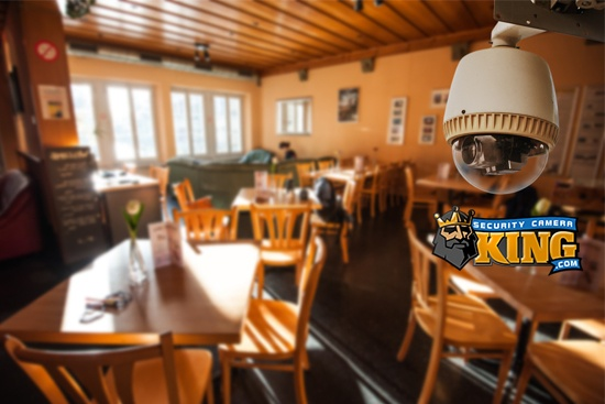 Security Cameras For Restaurants