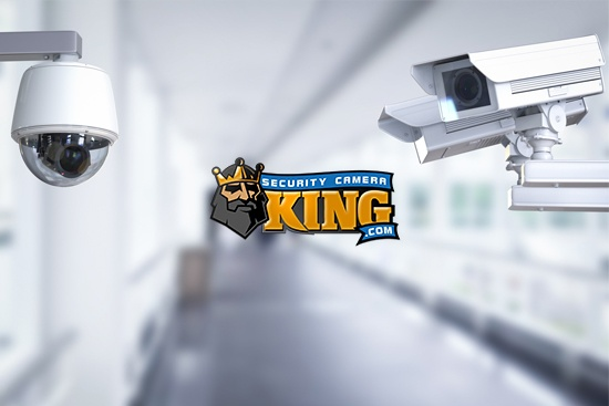 IP Surveillance Camera System