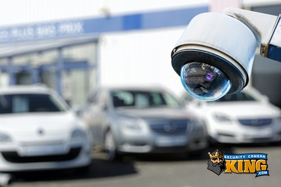 Security Cameras for Car Dealerships