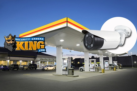 Security Cameras For Gas Stations
