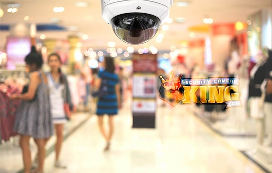 Retail Store Security Surveillance