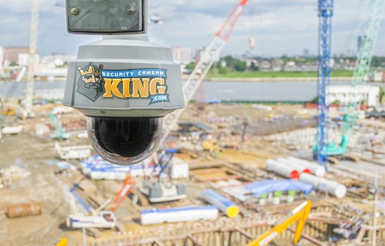 Construction Surveillance Camera Systems