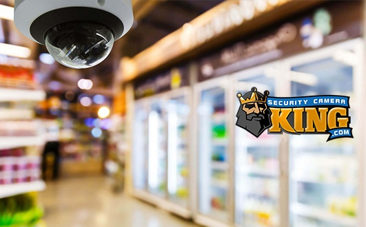 Store Security Cameras