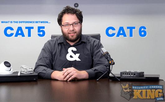 cat 5 and cat 6