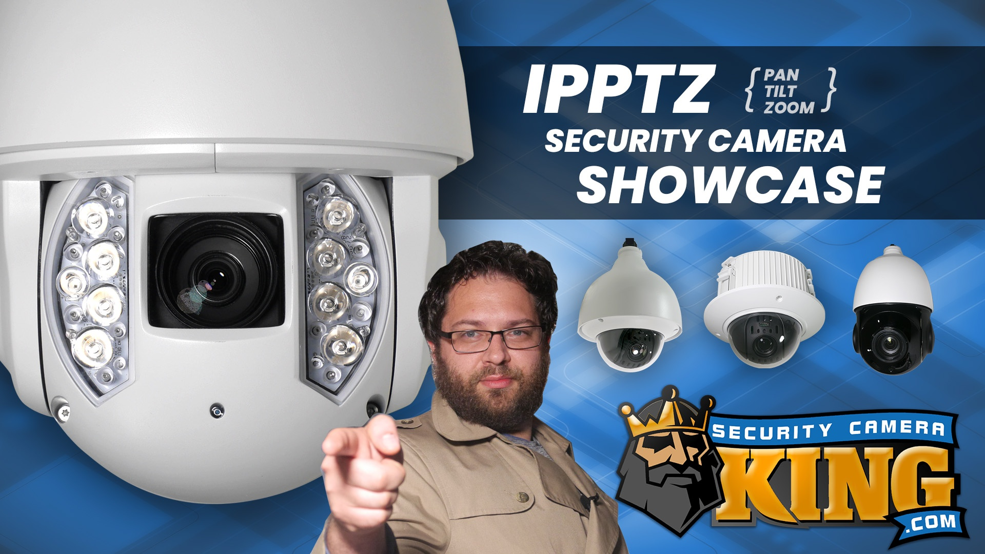 IP PTZ Security Cameras - All There is to Know