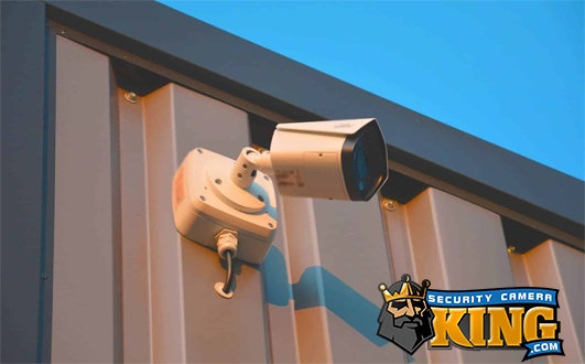 IP Security Cameras and NVR