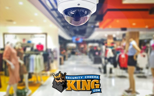 Security Cameras and NVRs for Businesses