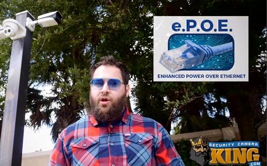 Extended Power Over Ethernet