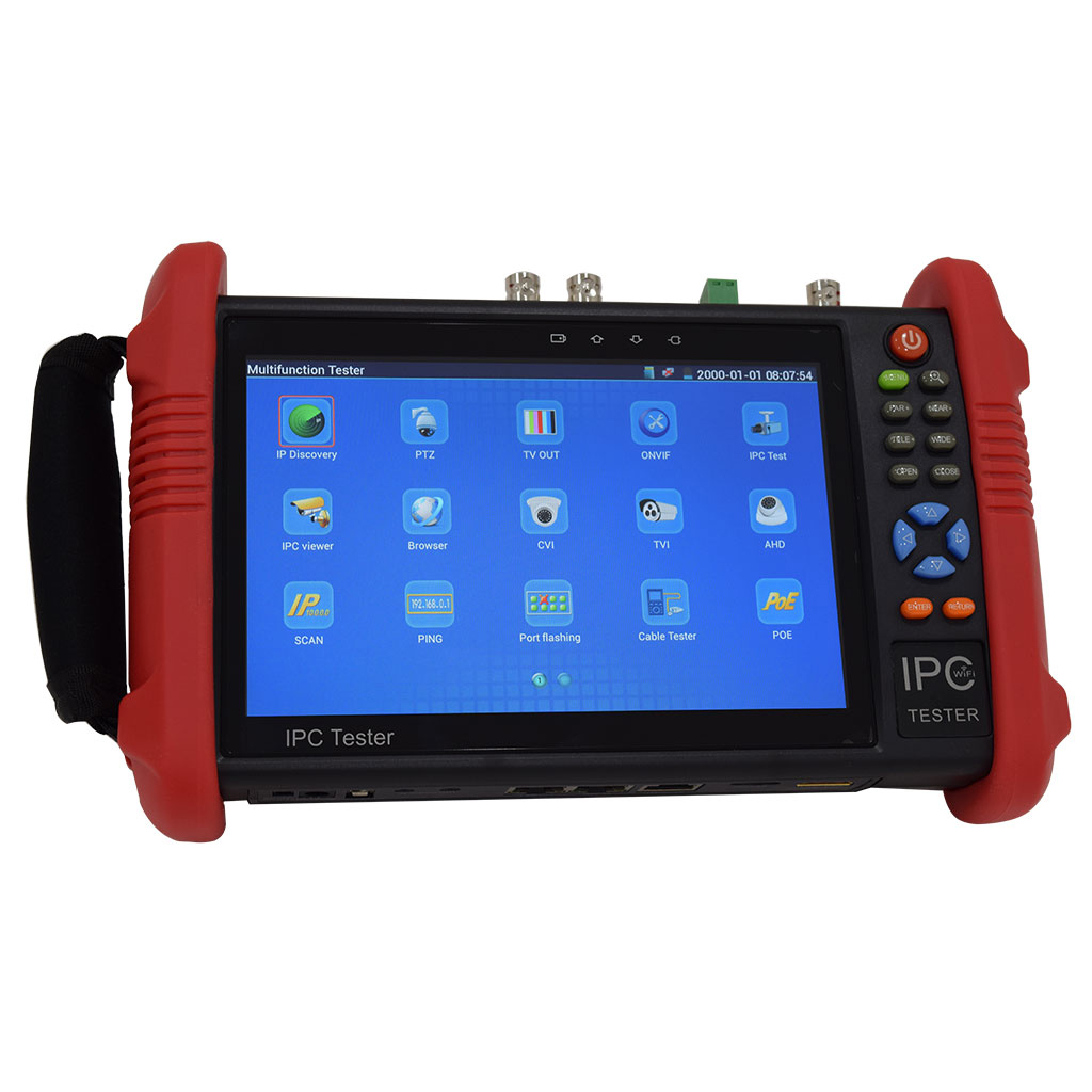 7 inch LCD IP