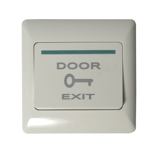 DX Plastic Request to Exit Button