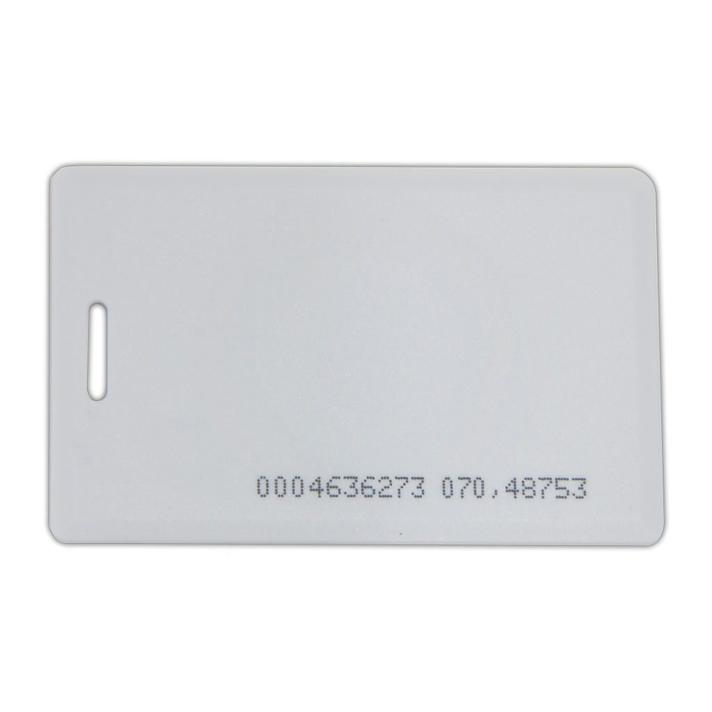 DX Series Clam Shell 125KHz Access Control Cards