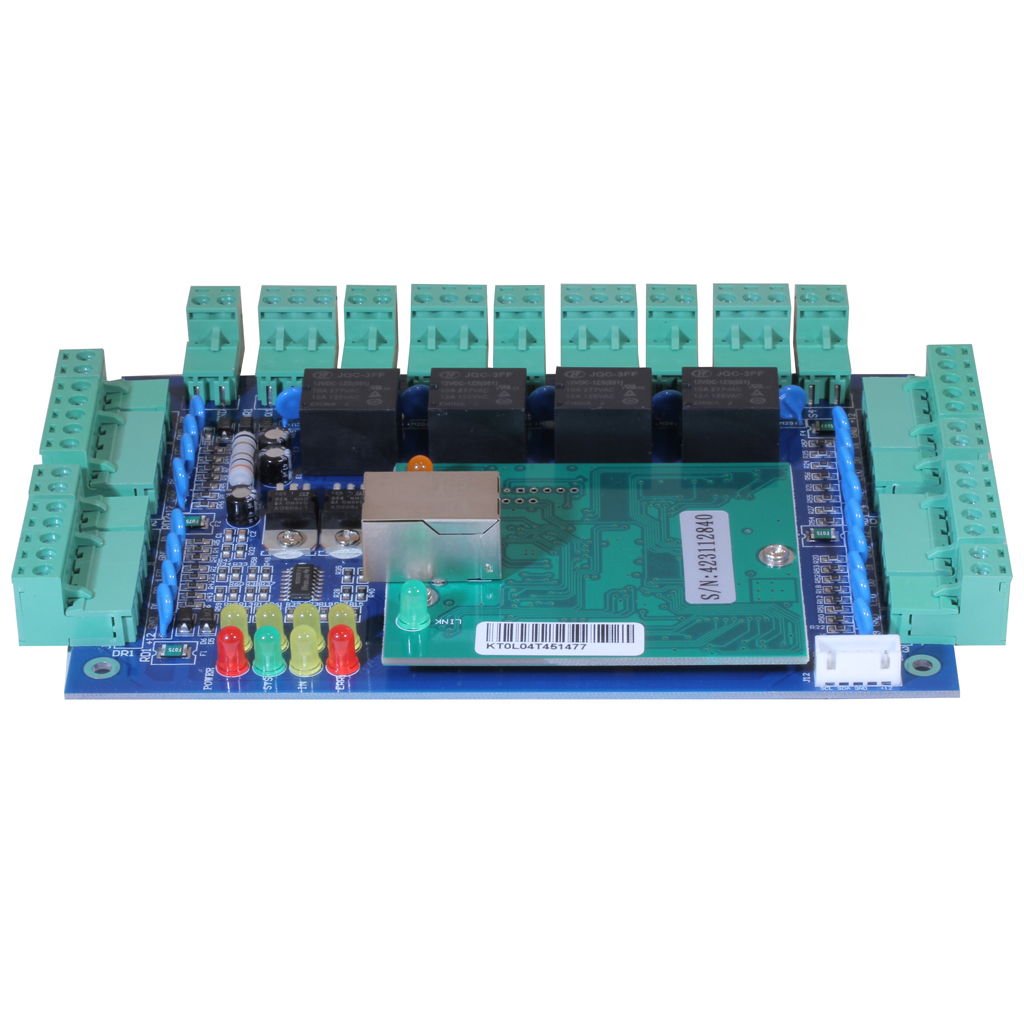 DX Series four Door TCP/IP Web Server Controller